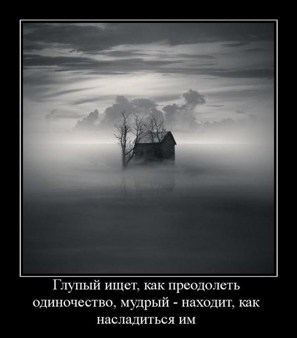 много слов картинка лучше быть в одиночестве что